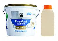 Жидкий наливной акрил Plastall (Пластол) Premium для реставрации ванн 1.5 м (2,9 кг)
