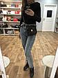 Сумка в стиле Louis Vuitton на цепочке Красный, фото 3