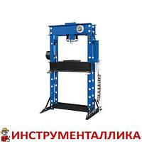 Пресс гидравлический 50 тонн пневмо 9TY522-50A-B KingTony
