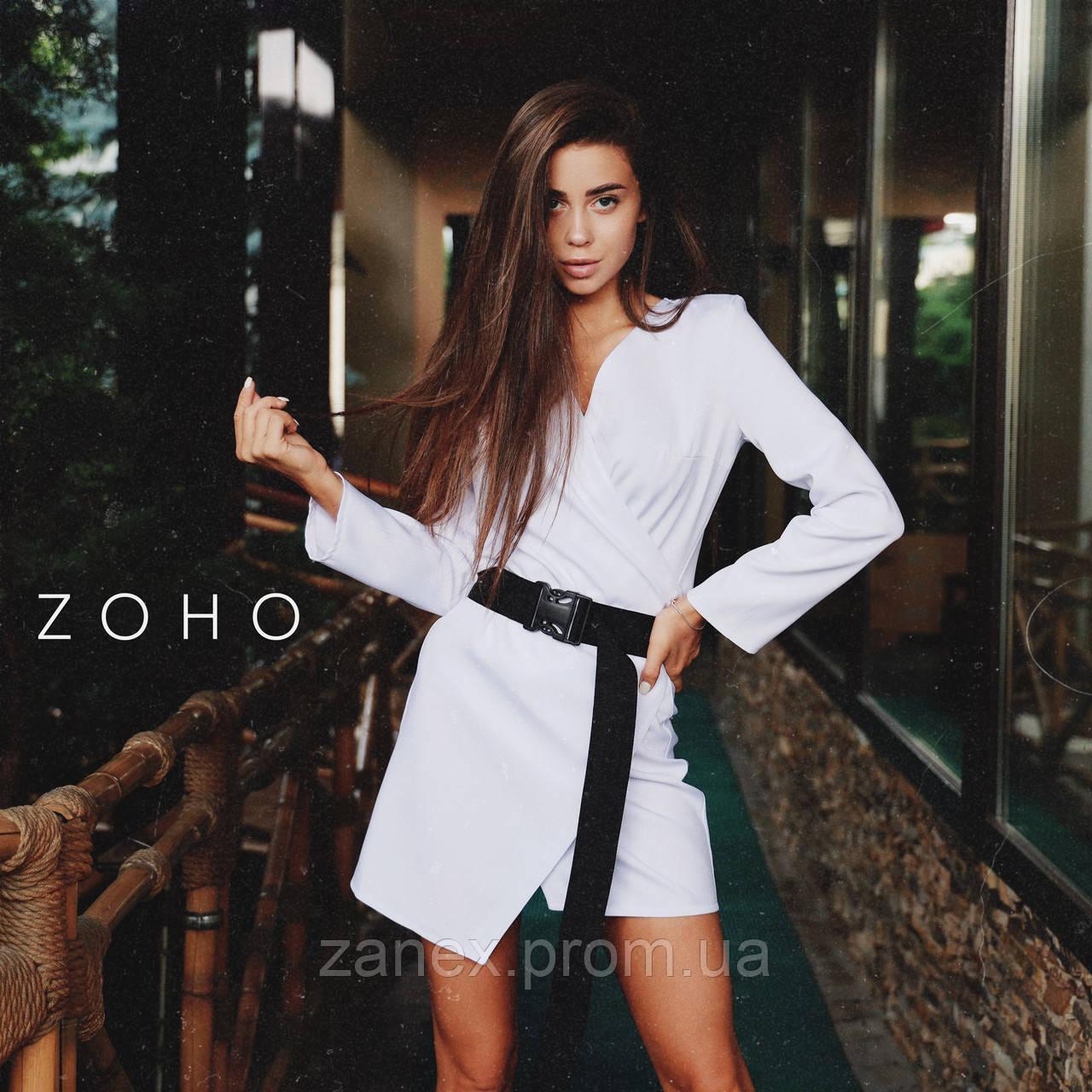 Платье Zanex «Кико», белое