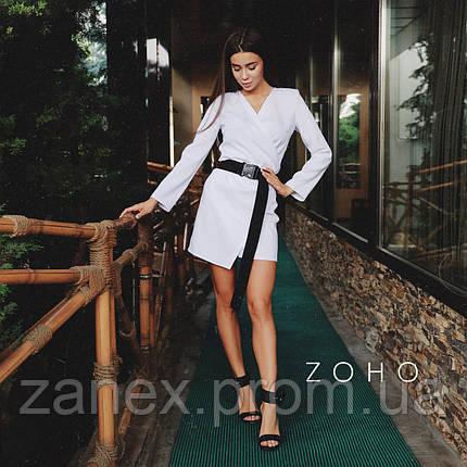 Платье Zanex «Кико», белое, фото 2