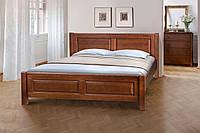 Кровать Ланита 1,8м ольха орех, фото 1