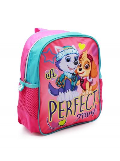 Рюкзаки для девочек оптом, Disney (Патруль),27*30*11 см, арт. 600-782