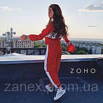 Идеальный осенний костюм Zanex, красный, фото 3