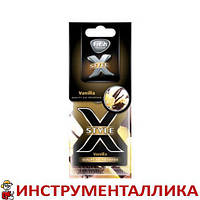 Ароматизатор X STYLE XS10 VANILLA ваниль