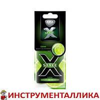 Ароматизатор X STYLE XS32 LIME лайм