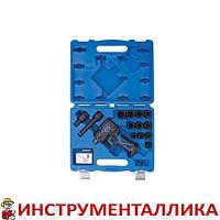 Пневматический гайковерт 1/2 мини 678 Нм набор головки в кейсе 44802FMP KingTony