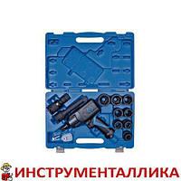 Пневматический гайковерт 3/4 набор головки в кейсе 13 предметов 64801FMP KingTony