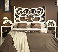Кровать металлическая двуспальная Danubio.