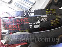 Приводний клиновий ремінь Z(0)-800 EXCELLENT, 800 мм