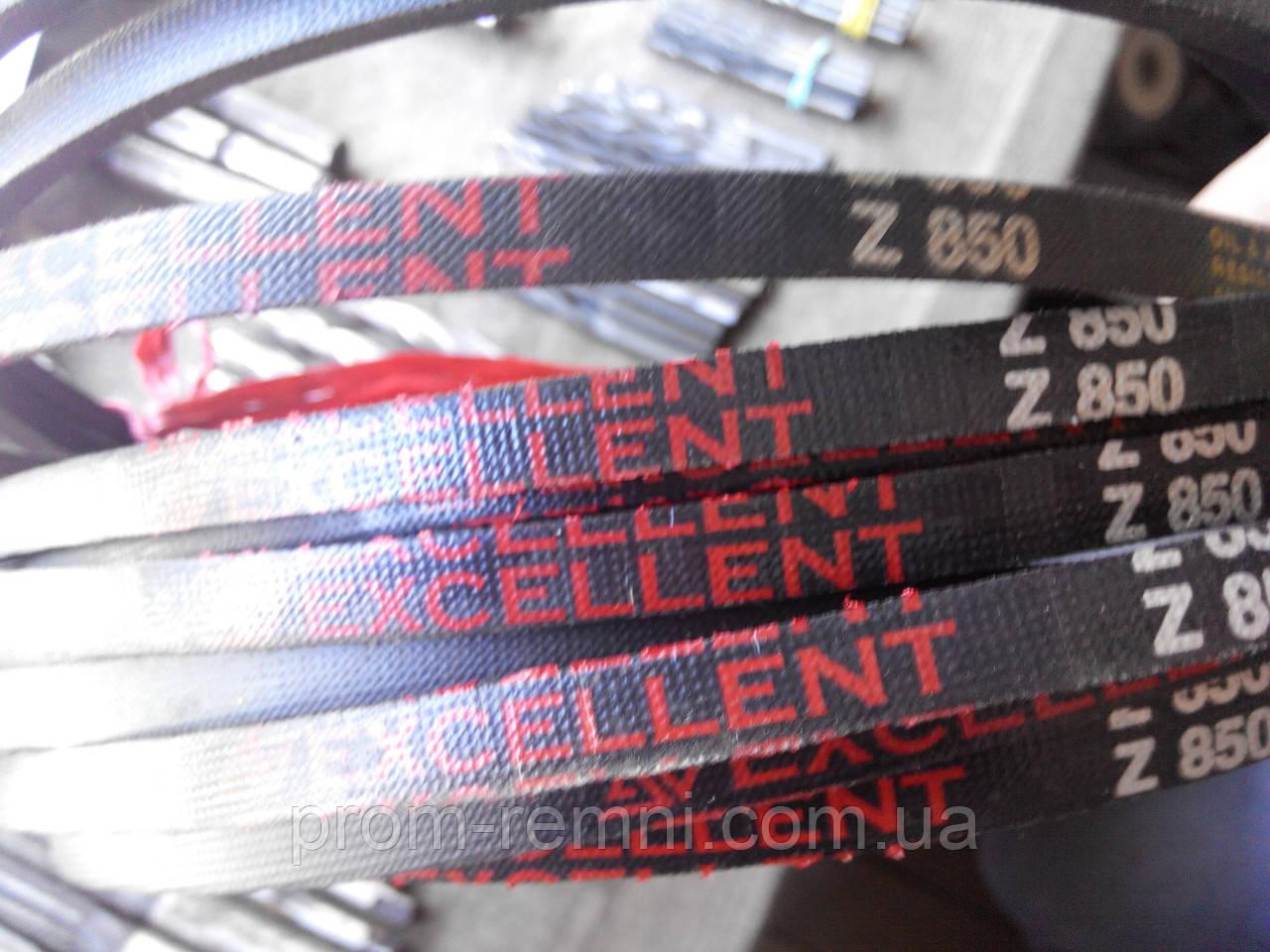Приводной клиновой ремень Z(0)-850 Excellent, 850мм