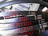 Приводной клиновой ремень Z(0)-850 Excellent, 850мм, фото 2