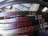 Приводной клиновой ремень Z(0)-850 Excellent, 850мм, фото 4