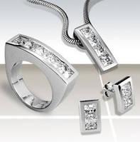Серебряные Комплекты