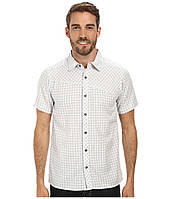 BLACK DIAMOND SS Spotter Shirt рубашка мужская sapphire/azurite gingham p.M (BD MXZ6.912-M)