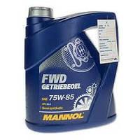 Трансмиссионное масло полусинтетическое Mannol FWD GETRIEBEOEL 75W85 4л.