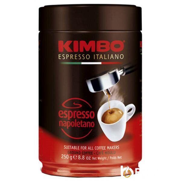 Кофе молотый KIMBO ESPRESSO NAPOLETANO ж/б 250 г