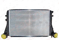 Интеркулер, радиатор воздуха Skoda 1K0145803A