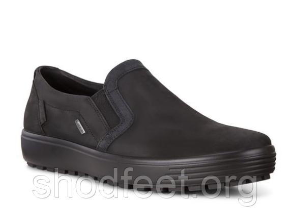 Мужские туфли Ecco Soft 7 Tred Gore-Tex 450324-51052