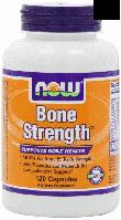 Крепкие кости Now Foods Bone Strength 120 Caps