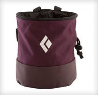 Магнезница BLACK DIAMOND Mojo Zip Chalk Bag Arub/Plum/Ultra Blue/Vapor Gray р.S/M (BD 630122.ARBA-S/