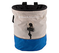 Магнезница BLACK DIAMOND Mojo Repo Chalk Bag White/Blue p .S/M/L (BD 630127.WTBL-M/L)