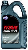 Масло моторное TITAN UNIVERSAL HD SAE 15W-40 5л