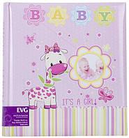 Альбом EVG 30sheet S29x32 Baby pink