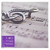 Фотоальбом UFO 10x15x200 C-46200 Music