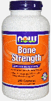 Крепкие кости, Now Foods, Bone Strength, 240 Caps