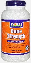 Крепкие кости, Now Foods, Bone Strength, 240 Caps