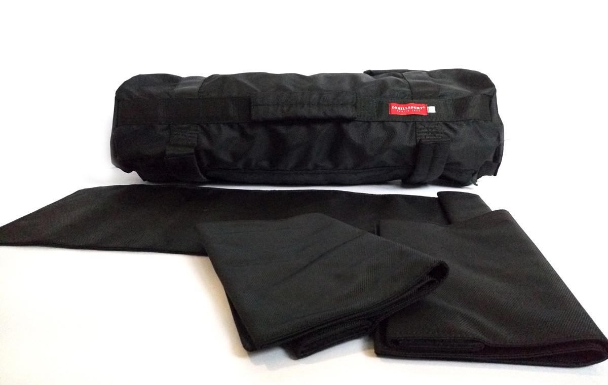 Сумка Sand Bag 30 кг (Kordura) черный Kordura