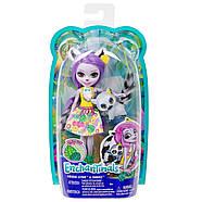 Лялька Энчантималси Лариса Лемур і один Ринглет Mattel Enchantimals Larissa Lemur & Ringlet, фото 4