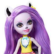 Лялька Энчантималси Лариса Лемур і один Ринглет Mattel Enchantimals Larissa Lemur & Ringlet, фото 5