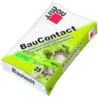 Смесь для приклеивания и  защиты утеплителя ППС плит Baumit Bau Contact , 25кг