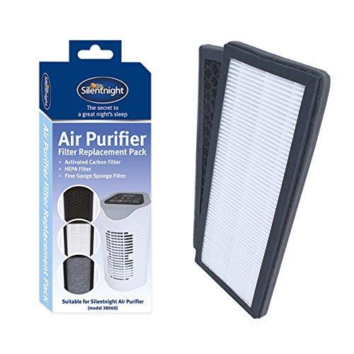 Набор сменных фильтров для очистителя воздуха Silentnight 38063