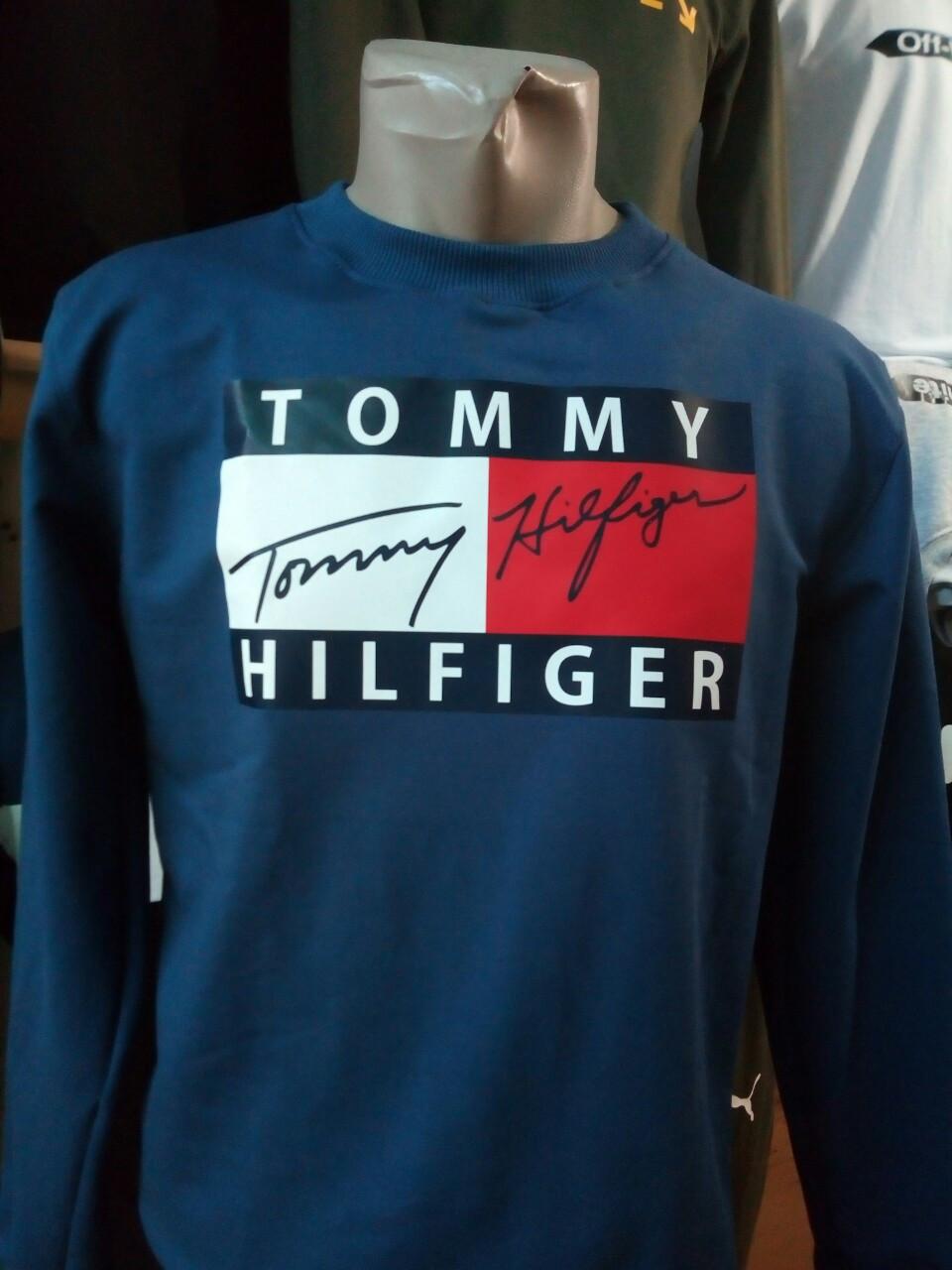 Свитшот мужской Tommy Hilfiger