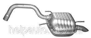 Глушитель для Lancia Lybra