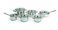 Набор посуды BergHOFF GARNKI VISION PREMIUM SS 12 EL