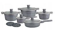 Набір посуду KLAUSBERG MODERNO KB-7354