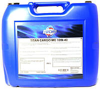 Масло моторное TITAN CARGO 10w40 MC 20л