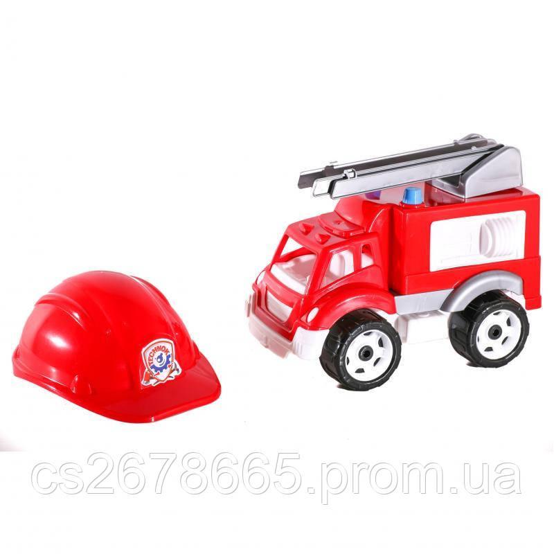 "Игрушка""Малыш-Пожарник"""
