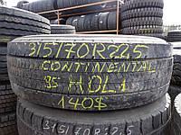 Грузовые шины Continental HDL1 задние