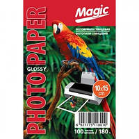 Фото бумага Magic 10*15CM Photo Paper 180g  (100sheets)