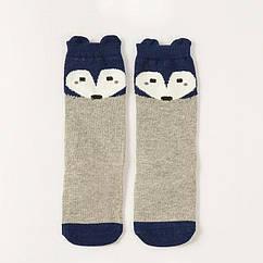 Детские высокие носки, гольфы  Fox