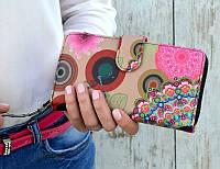 Жіночий гаманець, клатч, фото 1