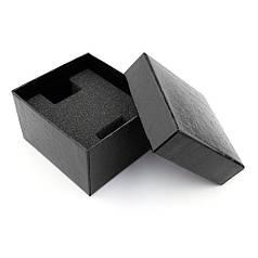 Коробка з подушечкою Чорна (Крокодил)