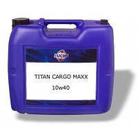 Масло моторное TITAN CARGO MAXX 10W-40 20л