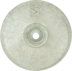 POK-06-ALZN - Круглая шайба, 76 мм