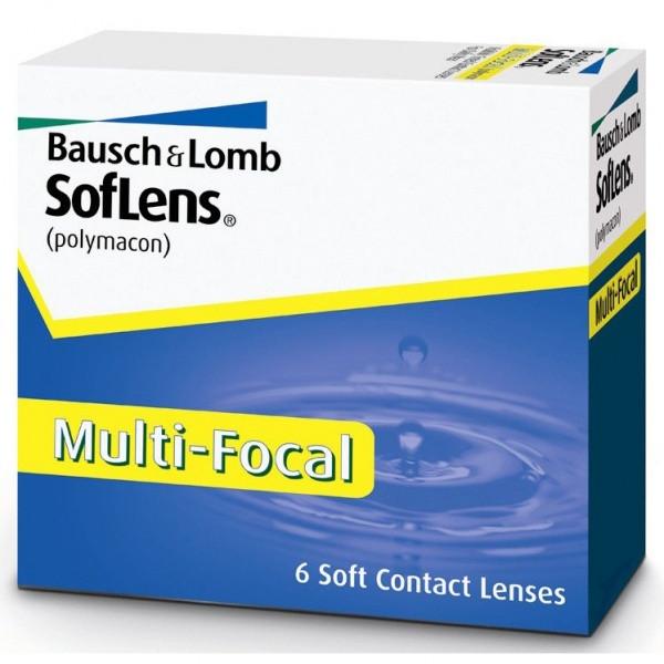 Контактні лінзи Bausch & Lomb, SofLens Multi-Focal